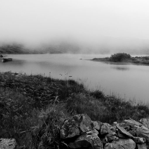 Mist and water